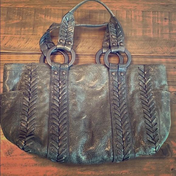 Jessica Simpson Handbags - Jessica Simpson leather bag